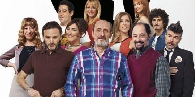 Alberto Caballero, productor de 'La que se avecina', anuncia