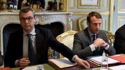 La Fiscalía de París investiga al jefe de gabinete de Macron por presunto tráfico de