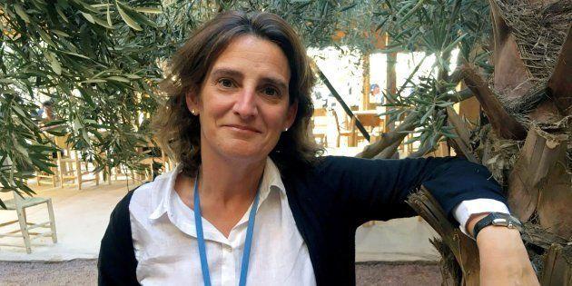 Teresa Ribera, una veterana luchadora contra el cambio