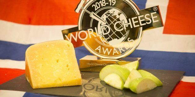 Ceremonia del World Cheese Awards en