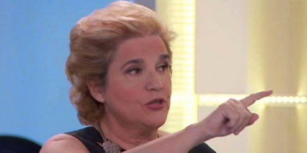 El enfurecido tuit de Pilar Rahola contra Sánchez tras conocer que Borrell será