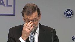 Incredulidad por lo que todo el mundo escuchó de Rajoy en su despedida del