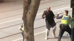 Un muerto y dos heridos en un ataque terrorista en Australia reivindicado por el