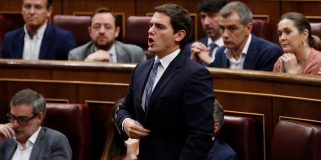 Rivera responde a la dura crítica de Rajoy por no haber impedido el Gobierno de