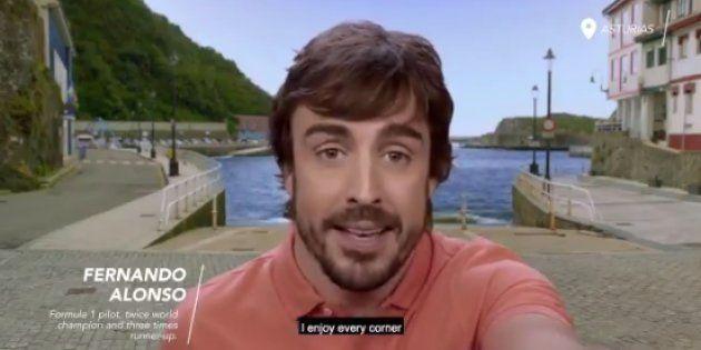El anuncio de Fernando Alonso que ha desatado el cachondeo por este