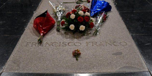 La tumba de Franco en el Valle de los