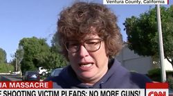 La madre de una víctima del tiroteo de California: