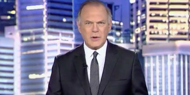 Pedro Piqueras, presentador de 'Informativos