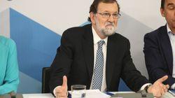 Rajoy responde a Aznar: