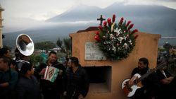 Cerca de 200 desaparecidos y 75 muertos por la erupción del Volcán de Fuego en