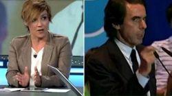 El tuit de Cristina Pardo sobre Aznar y su autoestima que muchos