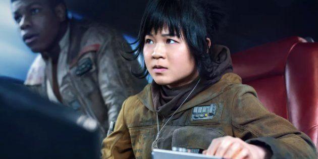Kelly Marie Tran, actriz de 'Star Wars', abandona Instagram por el acoso de los