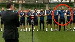 El motivo por el que De Gea fue el único jugador de 'La Roja' que no aplaudió a Pedro