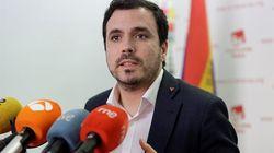 La respuesta de Garzón a la ministra de Trabajo por sus palabras sobre el