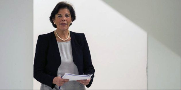 Imagen de archivo de Isabel Celaá, nueva ministra de