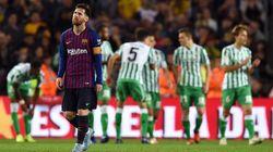 El Betis se marca un partidazo y vence con justicia al Barça en el Camp Nou