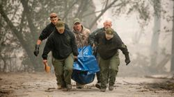 42 muertos y más de 200 desaparecidos en los incendios de