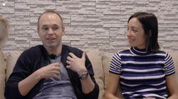 Andrés Iniesta cuenta cómo conquistó a su mujer Anna