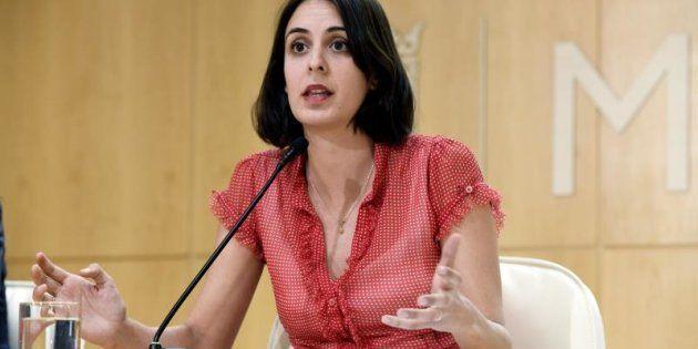 La portavoz y de Coordinadora de la Junta de Gobierno del Ayuntamiento de Madrid, Rita