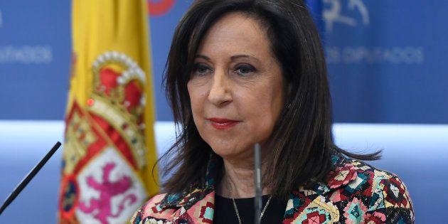 Margarita Robles, nueva ministra de