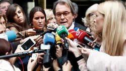 El Tribunal de Cuentas condena a Mas a devolver 4,9 millones gastados en el