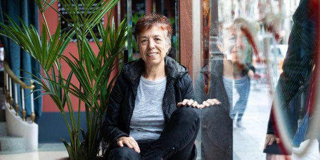 La economista María Pazos