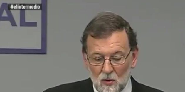 'El Intermedio' despide a Mariano Rajoy con una