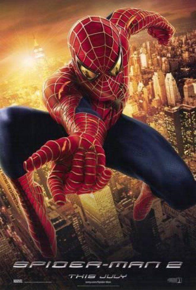 Póster de la película Spider-Man