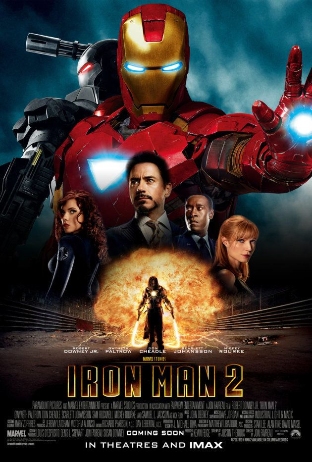 Póster de la película Iron Man