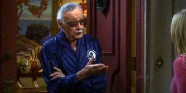 Stan Lee en 'The Big Bang
