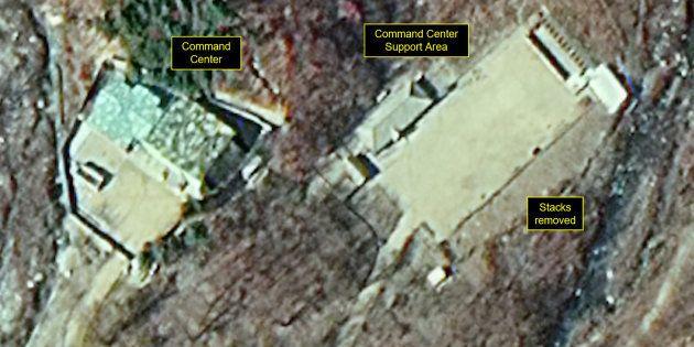 Corea del Norte sigue desarrollando en secreto su programa nuclear, según un informe del