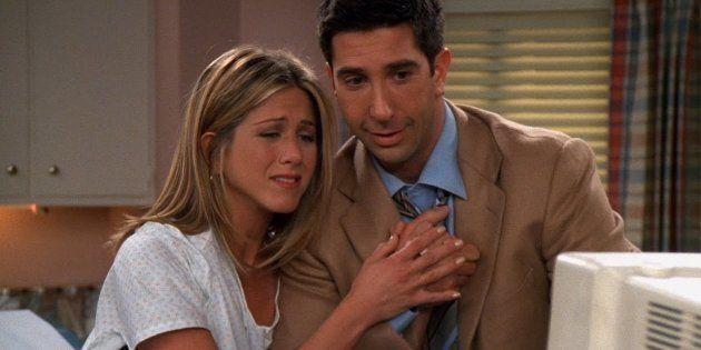 El creador de 'Friends' revela si Rachel y Ross siguieron juntos tras el final de la