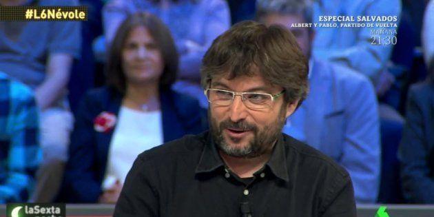 El 'recadito' de Jordi Évole a García Albiol tras lo que dijo del Gobierno de