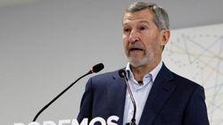El mensaje de Julio Rodríguez tras la suspensión de militancia de Maestre y los concejales de
