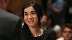 Nadia Murad, un premio para el