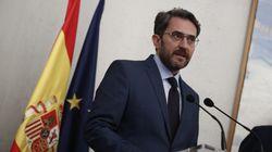 El emocionante primer discurso de Màxim Huerta como ministro de Cultura y