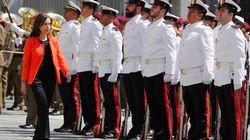 El homenaje de Robles a Chacón en su toma de posesión como ministra de