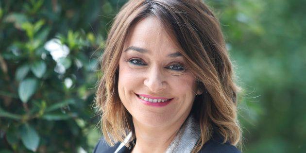Toñi Moreno, presentadora de 'Mujeres y Hombres y
