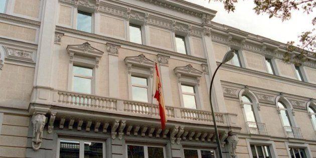 Imagen de la fachada del Consejo General del Poder Judicial