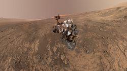 Halladas moléculas orgánicas en Marte que avivan la búsqueda de