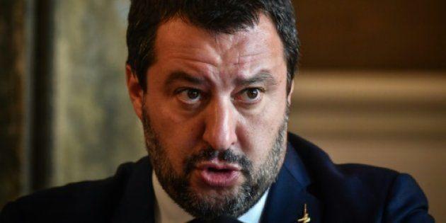 El ministro italiano del Interior, Matteo