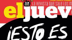 La portada de 'El Jueves' que muchos aplauden por el 'hachazo' descomunal que le sueltan a los bancos en
