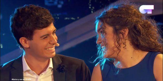 Amaia y Alfred cantan 'City of Stars' en