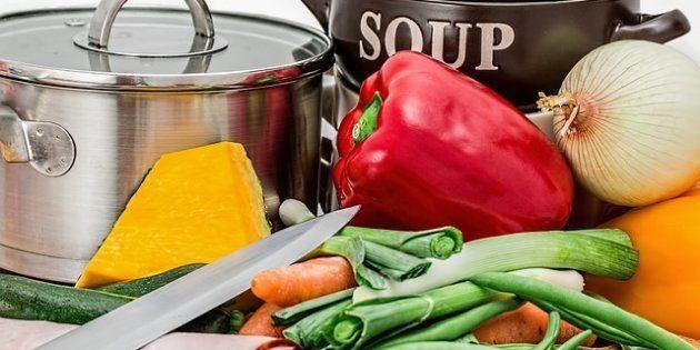 Conserva las vitaminas al cocinar