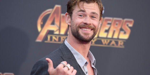 Chris Hemsworth habla por primera vez en español en un