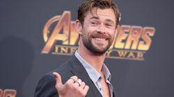 El vídeo de Chris Hemsworth que todos los españoles estaban