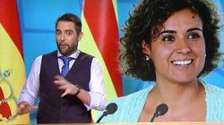 El 'palo' de Dani Mateo a Dolors Montserrat por lo que dijo sobre violencia de género en el