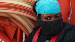 El difícil periplo de las mujeres migrantes: