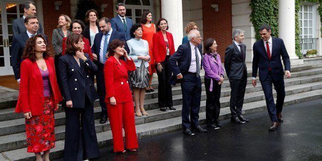 Les aceituneras altivas i les ministres ja són
