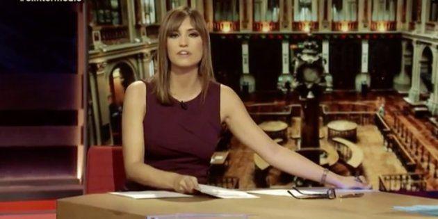Sandra Sabatés en 'El